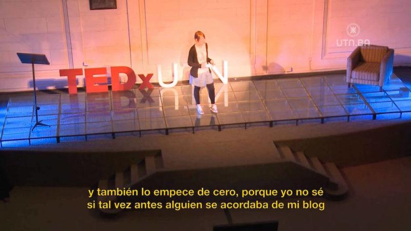Charla TEDxUTN