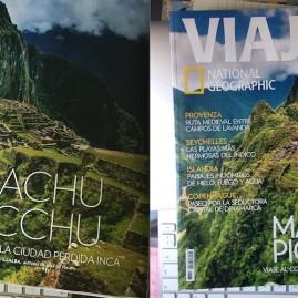 """""""De Cusco a la ciudad perdida inca"""", artículo para VIAJES de National Geographic"""