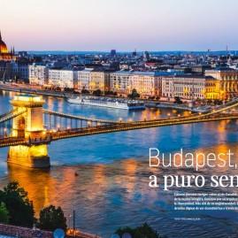 Artículos de destinos para la revista Select (Argentina)