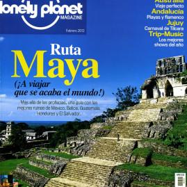 Artículo para la revista Lonely Planet Argentina